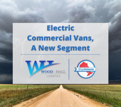 Electric Commercial Vans