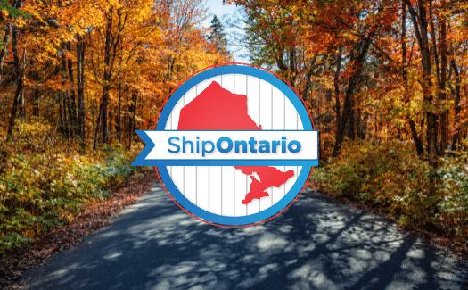 Shipping in Ontario
