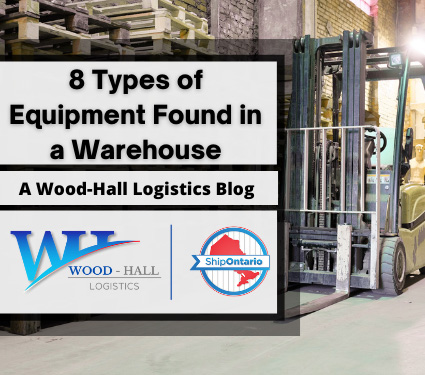 8 Common Types of Equipment Found in a Warehouse