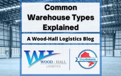 Common Warehouse Types Explained