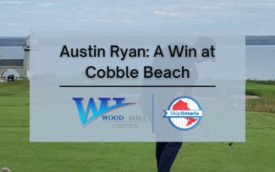Austin Ryan: Two Tour Championships, Two Wins